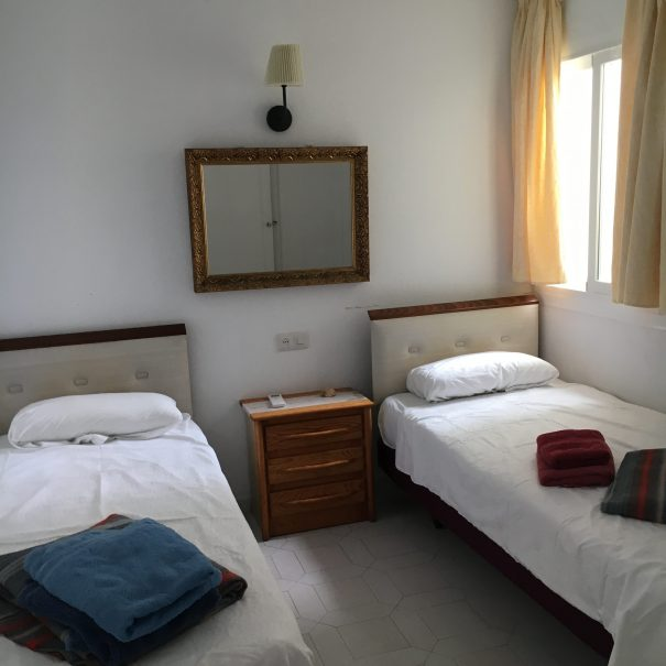 Schlafzimmer Mitte 1